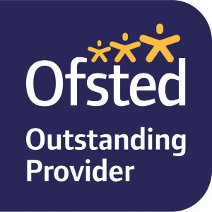 Ofsted Outstanding Provider logo