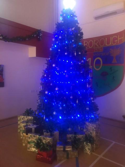 Christmas at Hillborough