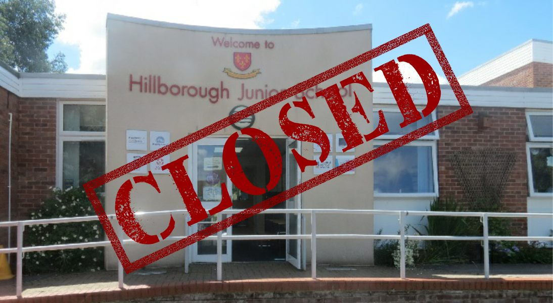 hillborough closed