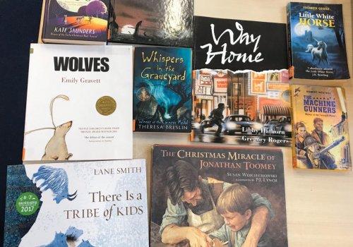 New Award Winning books!