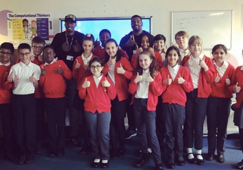 St Giles Trust Visit Year 6