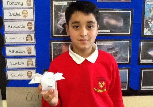 Class 7 Origami