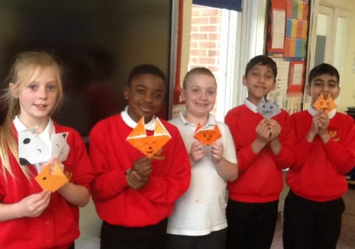 Class 8 Origami