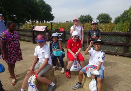 Year 3 Whipsnade Zoo Visit