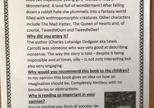 Staff Book Review